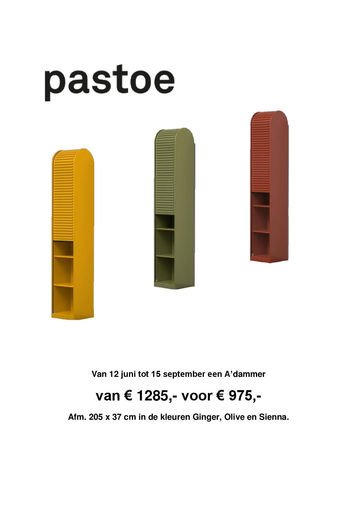 Pastoe Meijer Wonen
